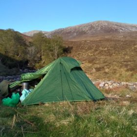 Cape Wrath Trail, Skotsko